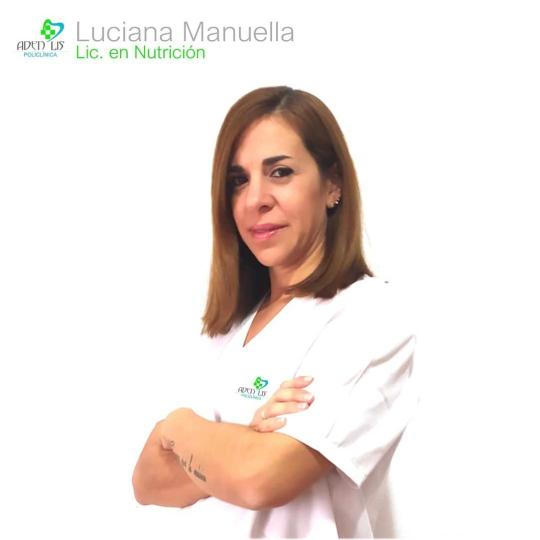LIC. LUCIANA MANUELLA
